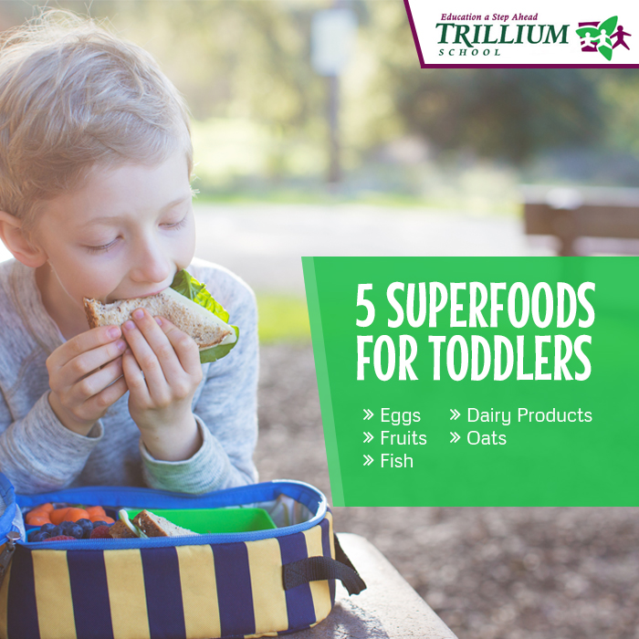Superfoods for Toddlers