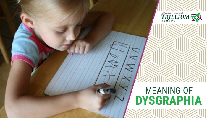 Diagnosis of Dysgraphia