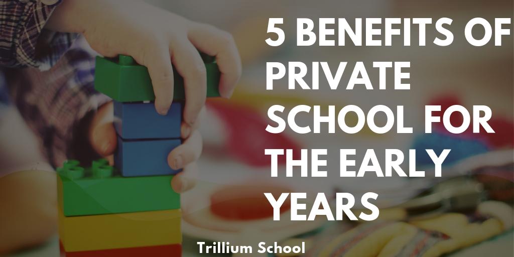 Private School Benefits